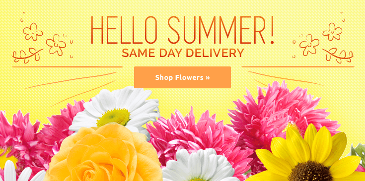 Summer Flowers brighten anyone's day, and Eastern Floral knows summer flowers better than anyone.  With local floral delivery in Grand Rapids, Holland, Grand Haven, and surrounding areas, Eastern Floral is the choice when sending flowers for summer.