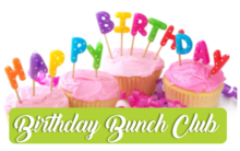 Sign Up For Birthday Bunch Club